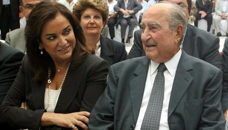 Ντόρα Μπακογιάννη: «Ο πατέρας μου είχε το θάρρος να πει δύσκολες αλήθειες»