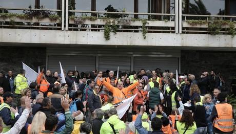48ωρη απεργία από τους εργαζόμενους στους ΠΟΕ – ΟΤΑ