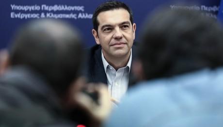 Τσίπρας: Στόχος η Ελλάδα να γίνει πολλαπλός ενεργειακός κόμβος