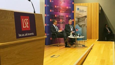 Κυριάκος Μητσοτάκης στο LSE: «Τα μέτρα θα εφαρμοστούν- Tα αντίμετρα όχι»