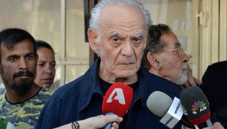 Άκης Τσοχατζόπουλος αποφυλακίστηκε δηλώσεις