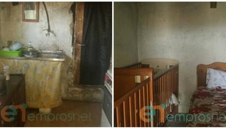 Λεχώνα στη Λέσβο ζει με 2 μωρά  χωρίς ρεύμα και φαγητό