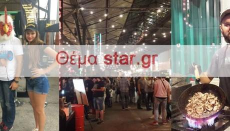 Το star.gr στο μεγαλύτερο «πάρτι» γεύσεων