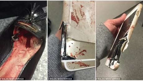 Επίθεση στο Μάντσεστερ: Σώθηκε χάρη στο iPhone της