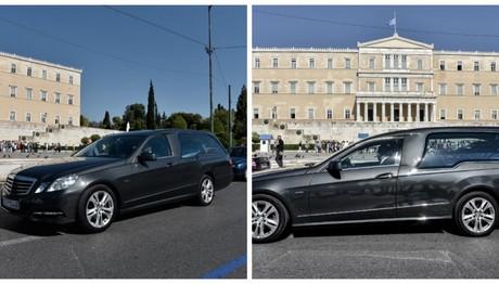 ΣΥΓΚΙΝΗΤΙΚΕΣ ΦΩΤΟ: Ο Κωνσταντίνος Μητσοτάκης «πέρασε» για ΤΕΛΕΥΤΑΙΑ φορά μπροστά από τη Βουλή