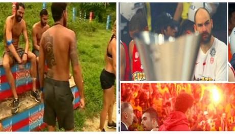 Survivor VS Τελικός Euroleague Φενέρμπαχτσε-Ολυμπιακός: Ποιος βγήκε νικητής στην τηλεθέαση;