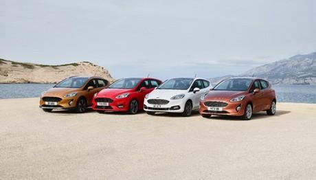 To Ford Fiesta  έγινε Best seller το Μάρτιο στην Ευρώπη