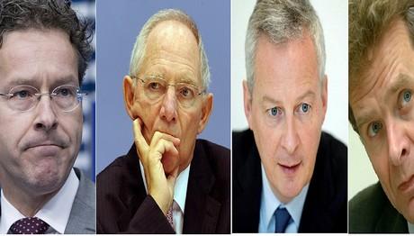 Eurogroup διακόπηκε