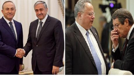 Κυπριακό διαπραγματεύσεις