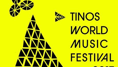 TINOS WORLD MUSIC FESTIVAL: Pre-festival concert στη Στέγη
