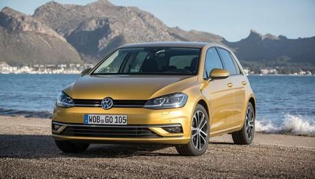 Οδηγούμε το νέο VW Golf 1.0 TSI