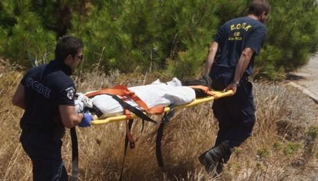 Βρέθηκε μισοφαγωμένο πτώμα με μια σφαίρα στο κεφάλι