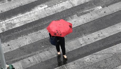 Με βροχή και καταιγίδες το τριήμερο του Αγίου Πνεύματος
