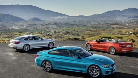 Η παρουσίαση της ανανεωμένης σειράς BMW 4