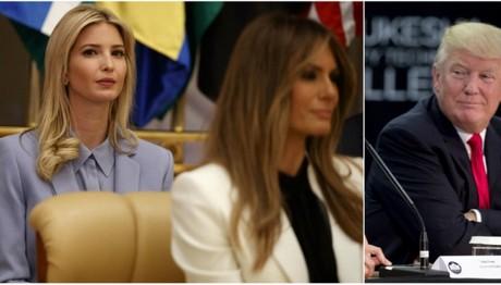 Ηappy Birthday Mr. President: Δείτε πως ευχήθηκαν Μελάνια και Ιβάνκα στον Τραμπ για τα γενέθλια του