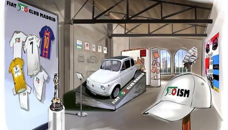 Το ταξίδι στον χρόνο του Fiat 500 φτάνει στη Μαδρίτη του '80