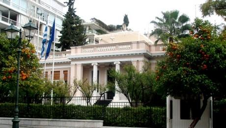 Επίθεση Μαξίμου στον Μητσοτάκη για τα όσα ανέφερε στη Βουλή