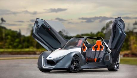 """Ποιο εντυπωσιακό μοντέλο της Nissan …""""ηλεκτρίζει"""" τους θεατές"""