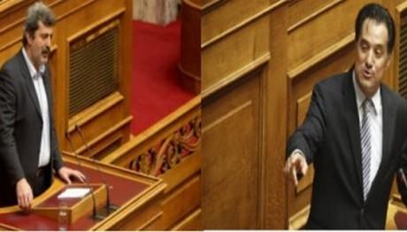 Στη Βουλή δικογραφία κατά Γεωργιάδη μετά απο καταγγελίες Πολάκη