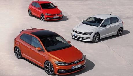 Αυτό είναι το ολοκαίνουργιο VW Polo