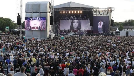 Μάντσεστερ - Μεγαλειώδης συναυλία της Αριάνα Γκράντε: Το συγκινητικό μήνυμα 9χρονης