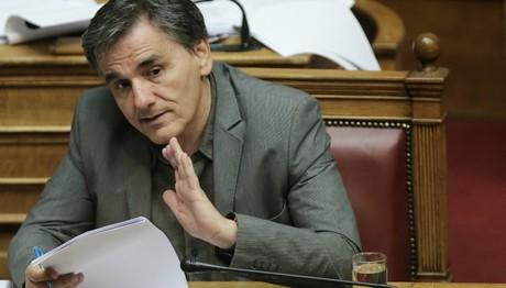 Τσακαλώτος: Στόχος να φύγουμε από το μνημόνιο- Το 2019 ο λαός θα κρίνει την κυβέρνηση Τσίπρα-Σαμαρά