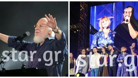 """Η συναυλία του """"Όλοι μαζί μπορούμε"""" στο Καλλιμάρμαρο!"""