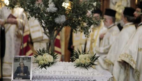 40 μέρες από το θάνατο του Κωνασταντίνου Μητσοτάκη
