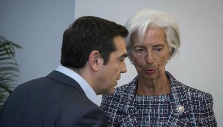 Έγκριση προγράμματος 1,6 δις από το ΔΝΤ