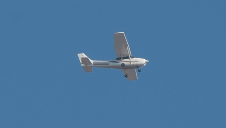 Χάθηκε αεροσκάφος της αερολέσχης Λάρισας
