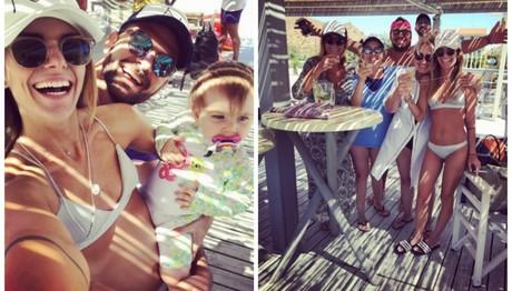 Δείτε φωτογραφίες από το beach party που έκανε ο Γιάννης Βαρδής πριν το γάμο του