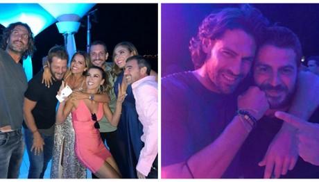 Οι πρώτες εικόνες από το πάρτι του Survivor στο Λαγονήσι