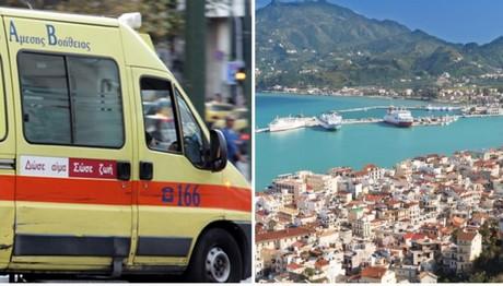 Τροχαίο με τραυματίες δύο τουρίστες στη Ζάκυνθο