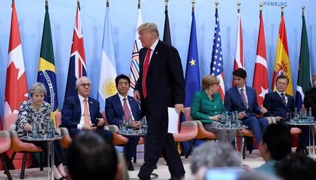 Μεγάλα επεισόδια στη σύνοδο των G20