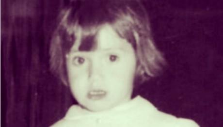Η Κωνσταντίνα Μιχαήλ παιδί