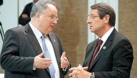 Συντονισμός Αθήνας- Λευκωσίας για την «επόμενη μέρα» στο Κυπριακό