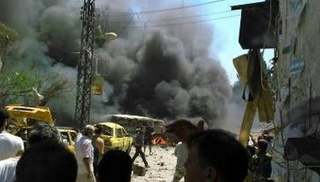 Τρομοκρατική έκρηξη με άγνωστο αριθμό θυμάτων στη Συρία