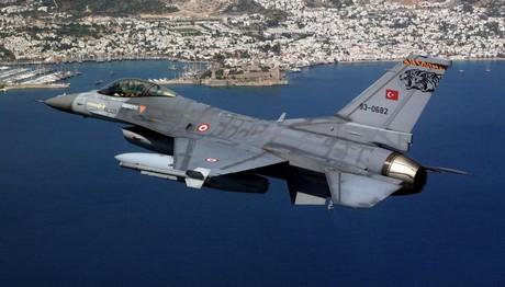 Μπαράζ παραβιάσεων απο την Τουρκία
