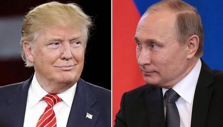 Τραμπ: Τα πάμε πολύ καλά με τον Πούτιν