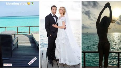 Αλούπη-Κέφαλος: Honeymoon στις Μαλδίβες