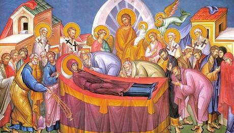 H Κοίμηση της Θεοτόκου: Η Μεγάλη Γιορτή του Έθνους