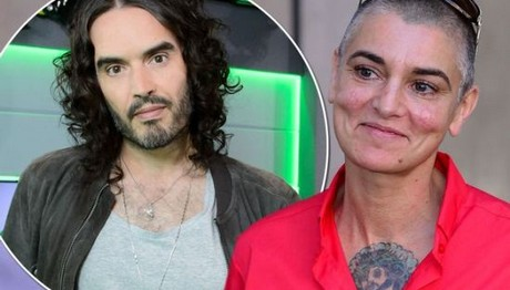Sinead O' Connor:Τα σεξουαλικά μηνύματα στον Russel Brand