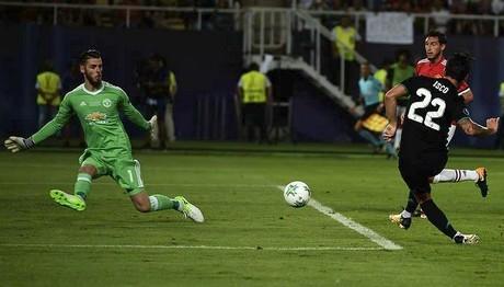 Η  Ρεάλ Μαδρίτης επιβλήθηκε της Γιουνάιτεντ με 2-1