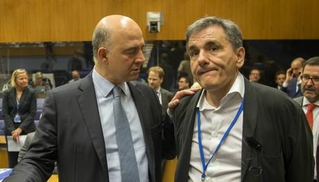 Τι θα συζητήσουν Μοσκοβισί και Τσακαλώτος στις Βρυξέλλες