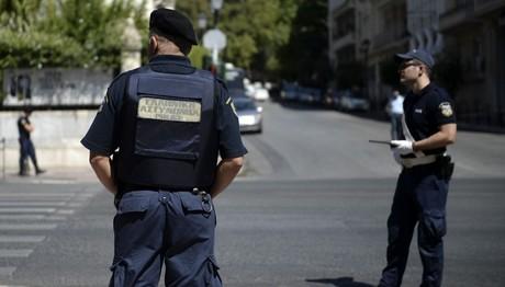 Άδειοι δρόμοι στην Αθήνα λόγω Μακρόν