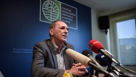 Ρίχνει τους τόνους ο Σταθάκης: Oλοκληρώνεται η αδειοδότηση στην Ολυμπιάδα - Τρεις μήνες για τη διαιτησία