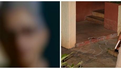 Εκτέλεσαν εν ψυχρώ  δημοσιογράφο έξω από το σπίτι της