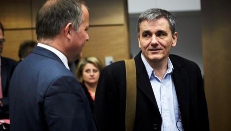 To ελληνικό πρόγραμμα  στην ατζέντα του Eurogroup