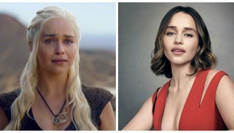 H Εmilia Clarke έγινε... Khaleesi από το Game of Thrones!