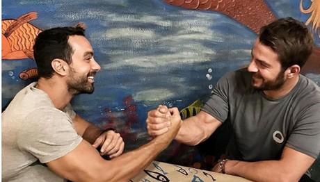 Τανιμανίδης και Αγγελόπουλος κάνουν bras de fer